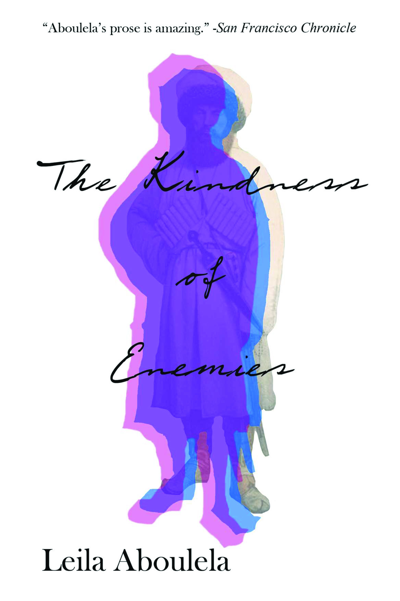 The Kindness of Enemies US Cover